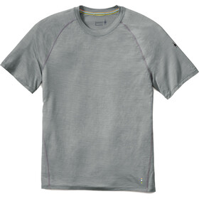 Smartwool Merino 150 Baselayer Pattern Camiseta manga corta Hombre, light gray